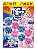 WC Frisch Kraft-Aktiv Blüten-Frische, 10er Pack (10 x 2 Stück)