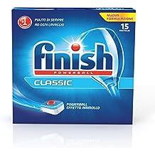Finish Power Detergente - 15 Capsule