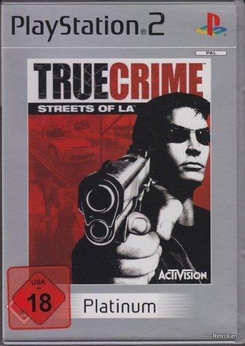 Crime Ps2 True (True Crime - Streets of LA (Platinum))