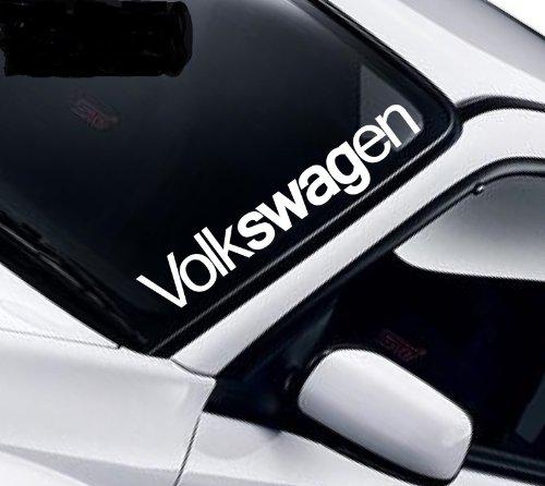 2x-volkswagen-sticker-nr2-550mm-x-162mm-vw-vag-dub-polo-lupo-golf-bora-td-gti-6n-autoaufkleber