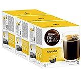 Nescafé Dolce Gusto Caffè Grande, Kaffee, Kaffeekapsel, 4er Pack, 4 x 16 Kapseln