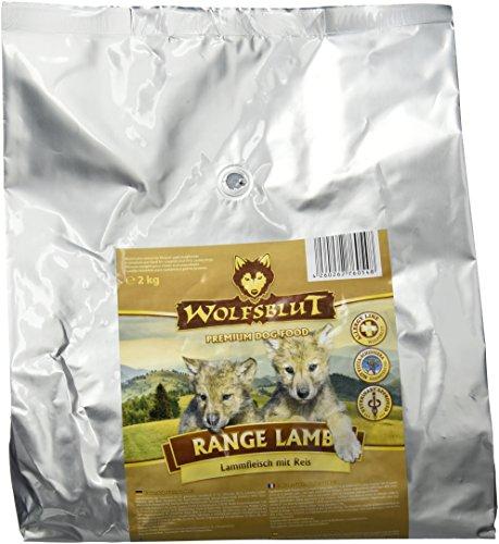 Wolf Sangue Range Lamb Puppy, 1er Pack (1X 2kg)