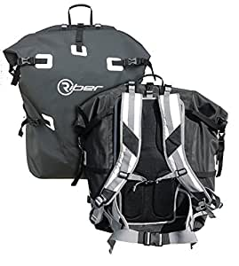 Drybag / Waterproof Rucksack 100L Ideal for Camping, Festivals and Watersports by Riber