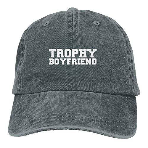 Rundafuwu Baseballmützen/Hat Trucker Cap Baseball Caps Hats Trophy Boyfriend for Lovers Gift Washed Retro Adjustable Jeans Cap Sport Hat Personality Caps Hats