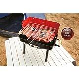 BBQ Mini Grill kompakter Grill zum mitnehmen