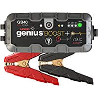 Noco Genius Boost Inoltre GB40 UltraSafe Litio Vai Starter, 1000 A, 12V