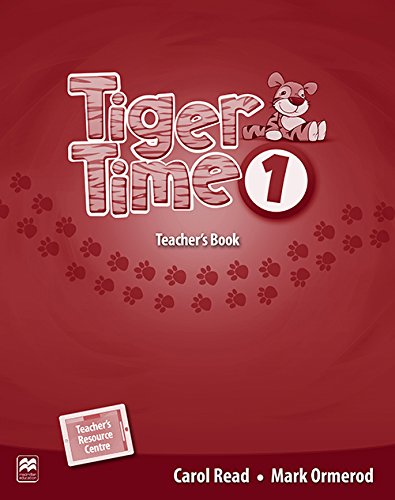 Tiger Time Level 1 Teacher's Book Pack