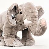 Elefant FANTINO Plüschelefant 32 cm Plüschtier von Kuscheltiere.biz