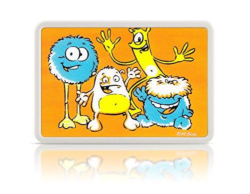 Reer 5276 Kids Light Creative Einschlaflicht mit Farbwechsel, Motiv Monster Preisvergleich