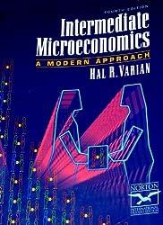 Intermediate Microeconomics: A Modern Approach (Norton international student edition) by Hal R Varian (1996-06-05)