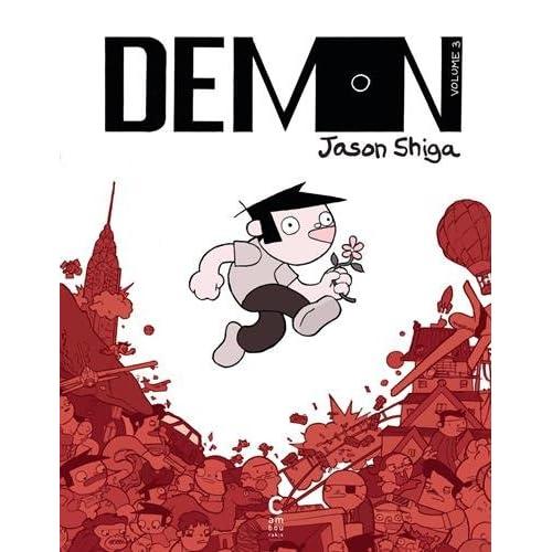 Démon, Tome 3 :