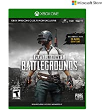 Player Unknown's Battlegrounds 1.0 (Xbox One)