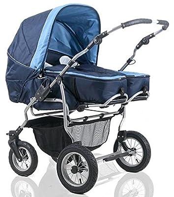 Carro bebé 3en1, capazo + silla de paseo + silla de coche + accesorio. Desde el nacimiento hasta los 3 años. Gala BBtwin
