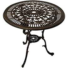 Gartentisch rund metall  Suchergebnis auf Amazon.de für: gartentisch rund metall