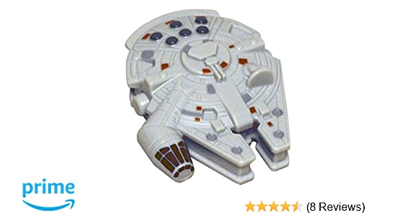 mit Magnet,... Joy Toy 217070 Star Wars Millennium Falcon als Flaschenöffner