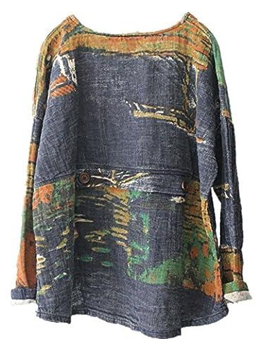 Yesno - T-shirt - Femme - - Large
