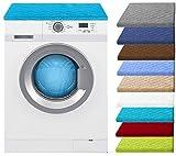 Trockner und Waschmaschinenschonbezug in versch. Farben, Größe: ca.60 cm x 60 cm x 5 cm von Brandseller