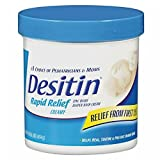 #8: Baby Grow Desitin Rapid Relief Creamy Diaper Rash Cream Jar