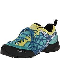 SALEWA Ws Wildfire Pro, Zapatillas de Deporte Exterior para Mujer