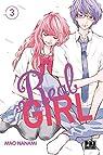 Real girl, tome 3 par Nanami