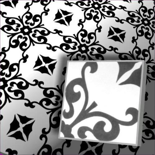 Azulejos pegatinas azulejos sticker kacheldekor cocina baño WC 50 unidades en 10x10 cm