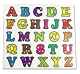 #2: Jiada Colorful A-Z Alphabet Foam Magnet Sticker For Kids | Multicolour