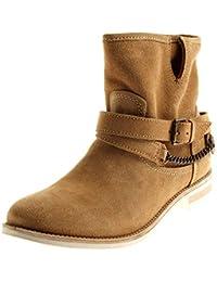 Suchergebnis auf für: Tamaris Stiefelette camel