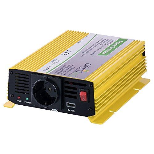 Offgridtec HF12-700 700W 1400W 12V 220V Spannungswandler modifizierter Sinus