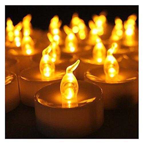 lackern kerzen licht geführt, flameless tee für dekoration, feste, hochzeiten mit batterien (Plastik Im Freien Weihnachten Dekorationen)