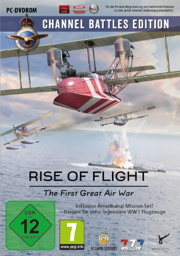 Rise of Flight: Channel Battles Edition