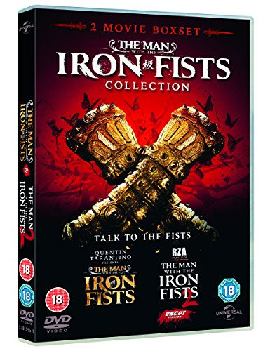 Image of The Man With The Iron Fists 1 & 2 [DVD] [2015]