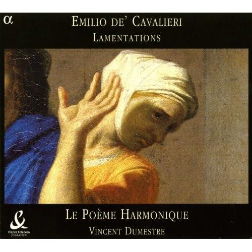 Cavalieri: Lamentations of the Prophet Jeremiah