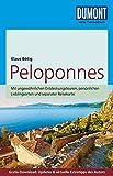 DuMont Reise-Taschenbuch Reiseführer Peloponnes: mit Online-Updates als Gratis-Download - Klaus Bötig