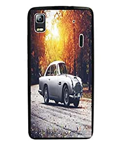 Techno Gadgets Back Cover for Lenovo K3 Note