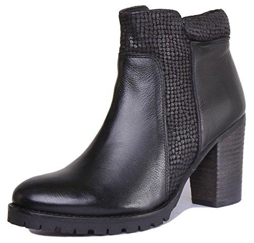 Damen Stiefel & Stiefeletten, Schwarz - schwarz - Größe: 40 ()