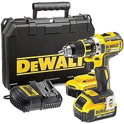 DeWALT DCD790M2-QW Perceuse sans fil 18 V
