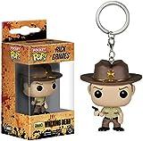 Funko POP! Keychain Pocket - Walking Dead Rick Grimes Figure