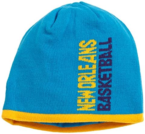 New Orleans Hornets Adidas NBA Authentic Team Cuffless Knit Hat