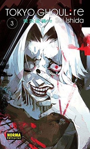 Tokyo Ghoul:re 3 por Sui Ishida