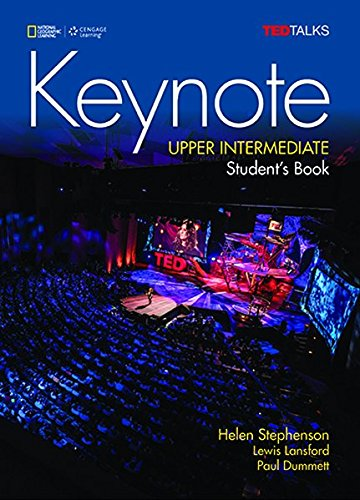 Keynote Upper Intermediate: Student's Book with DVD-ROM and MyELT Online Workbook, Printed Access Code