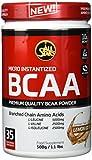 All Stars BCAA Powder, Lemon Ice Tea, 1er Pack (1 x 500 g)