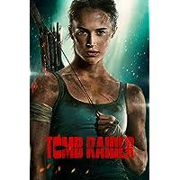 TOMB RAIDER - Edition limitée Steelbook 4K ultra HD + Blu-Ray 3D + 2D