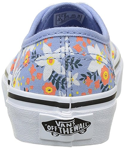 Vans Authentic, Scarpe da Ginnastica Basse Unisex Bambini Multicolore (Floral Pop/Bel Air Blue)
