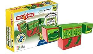Giochi Preziosi - MAB03 - Magicube - Animaux De La Rivière - 6 Cubes