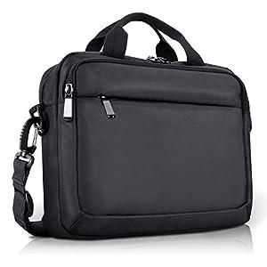NAVISKAUTO Schultertasche Henkeltasche Tasche Aktentasche Umhängetasche für 10″ Tragbarer DVD Player Tablet Monitor