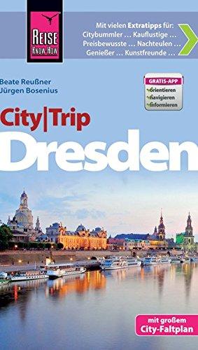 CityTrip Dresden: Reiseführer mit Faltplan und kostenloser Web-App, Reise Know-How
