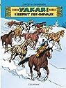 Yakari - tome 40 - L'Esprit des chevaux par Chamblain