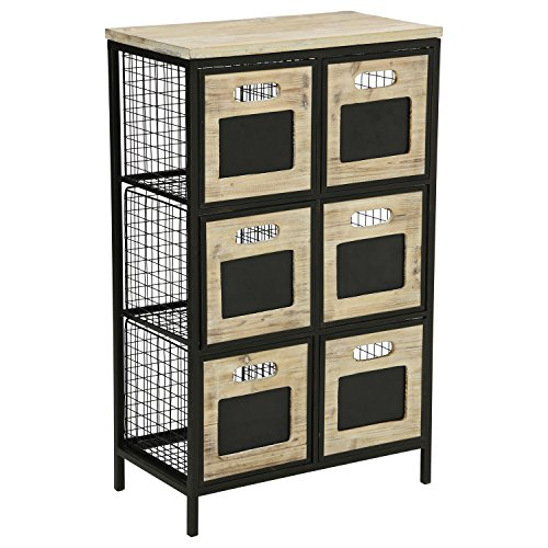 mobile stile industriale. Black Bedroom Furniture Sets. Home Design Ideas