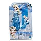 Disney Reine des Neiges- Poupée Mannequin, E0086, varié