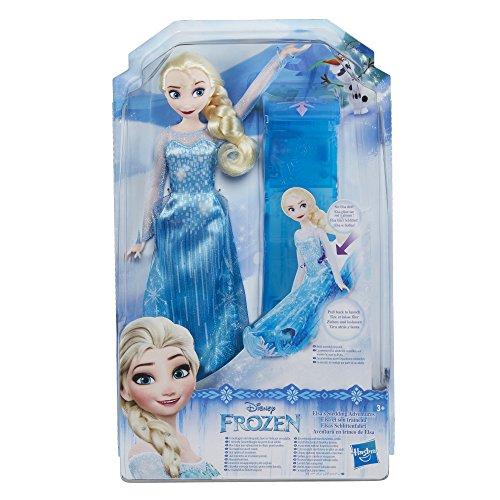 Hasbro Disney La Reina de Hielo e0086eu4Disney Frozen elsas Trineo F